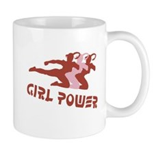 Girls Rule! Girl power t-shir Mug