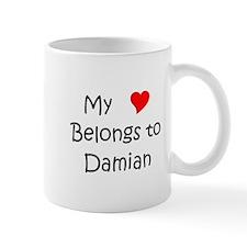 Unique Damian Mug