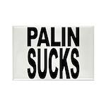 Palin Sucks Rectangle Magnet
