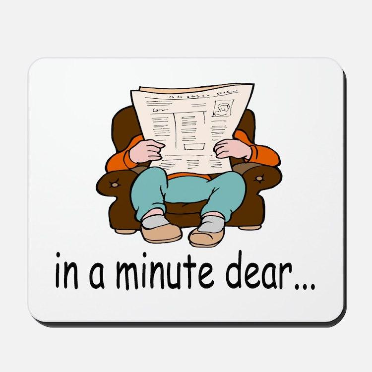Reader Mousepad