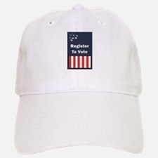 Register to Vote Baseball Baseball Cap