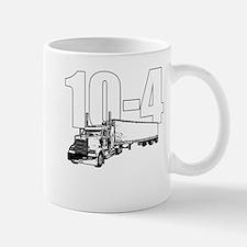 10-4 Trucker Mug
