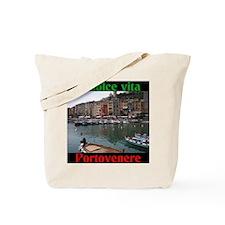 la dolce vita Portovenere Tote Bag