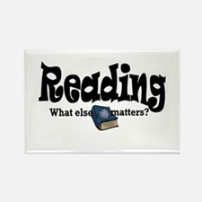 Reading Rectangle Magnet (10 pack)