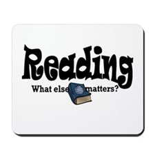 Reading Mousepad