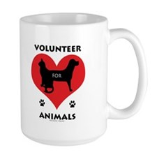 Volunteer for Animals Mug