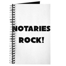 Notaries ROCK Journal