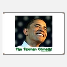 """The Taxman"" Banner"