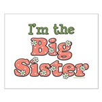I'm the Big Sister Small Poster