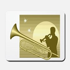Trumpet Mousepad