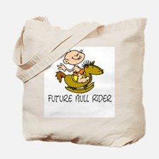 Future Bull Rider Tote Bag