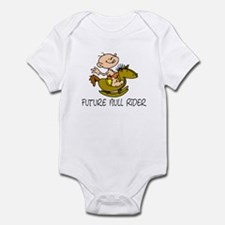 Future Bull Rider Infant Bodysuit