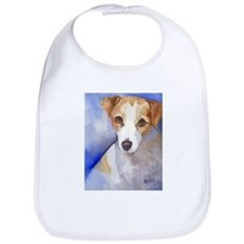 Unique Jack russell terrier Bib