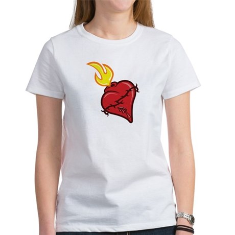 Sacred Heart of Jesus Women's T-Shirt