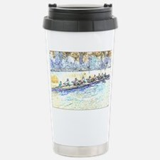 CREW LINES Stainless Steel Travel Mug