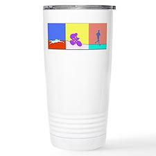 TRIATHLON SILHOUTTE BOLD Travel Mug