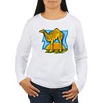 Camel Women's Long Sleeve T-Shirt