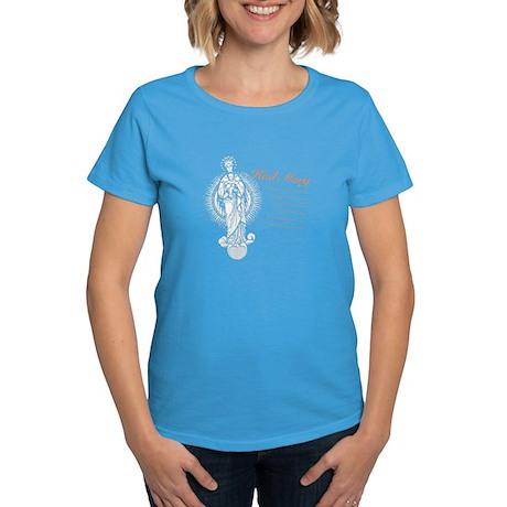 Hail Mary Women's Dark T-Shirt