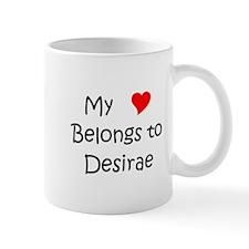 Cute Desirae's Mug