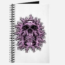 Unique Skull and crossbones Journal