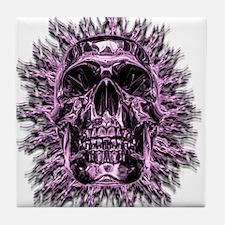 Cute Grunge Tile Coaster