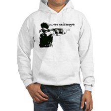 Correctional Officer will 40m Jumper Hoody