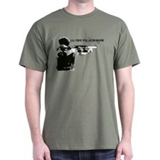 Correctional Officer will 40m T-Shirt