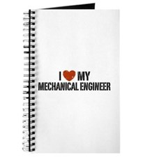 I Love My Mechanical Engineer Journal