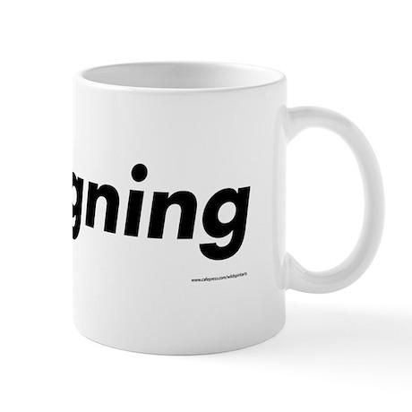 ASL I love Signing! Mug