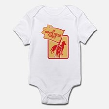 Smooth Collie Infant Bodysuit