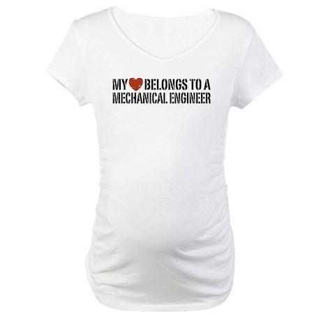My Heart Belongs to a Mechanical Engineer Maternit
