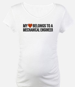 My Heart Belongs to a Mechanical Engineer Maternit