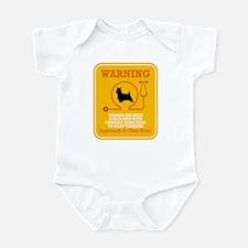 Silky Terrier Infant Bodysuit