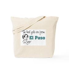 Best Girls El Paso Tote Bag