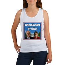 McCain Palin Women's Tank Top