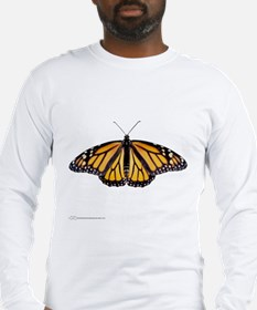 Monarch Butterfly - Long Sleeve T-Shirt