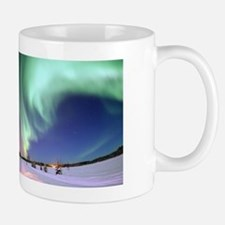 Aurora Borealis Small Small Mug