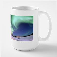 Aurora Borealis Large Mug