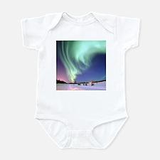 Aurora Borealis Infant Bodysuit