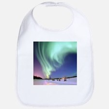 Aurora Borealis Bib