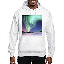 Aurora Borealis Hoodie Sweatshirt