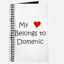 Domenic Journal