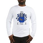 Fasana Family Crest Long Sleeve T-Shirt