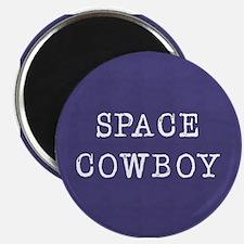 Space Cowboy Magnet