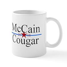 Cute Palin cougar Mug