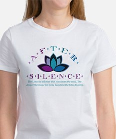 After Silence Apparel for Sur Women's T-Shirt