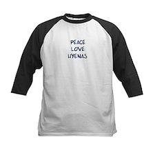 Peace, Love, Hyenas Tee