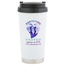 Survivors United Travel Mug