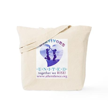 Survivors United Tote Bag