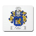 Fattori Family Crest Mousepad